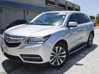 Looking to upgrade your SUV if so this 2015 Acura MDX