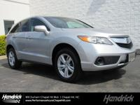 CARFAX 1-Owner, Clean, Acura Certified, LOW MILES -