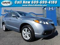 CARFAX One-Owner. Clean CARFAX. Beige 2015 Acura RDX