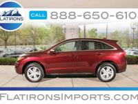 Acura Certified and AWD. Move quickly! Your