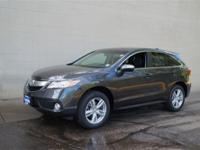 Acura Certified and AWD. Why pay more for less ! Hurry
