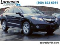 Acura Certified, Excellent Condition, ONLY 27,946