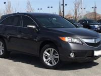 2015 Acura RDX Technology Package Graphite Luster