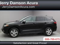 This outstanding example of a 2015 Acura RDX Tech Pkg