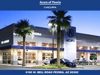 2015 Acura RDX 28/20 Highway/City MPG** Acura of Peoria
