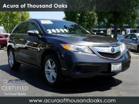 Options:  2015 Acura Rdx|Graphite Lust/|V6 3.5 L