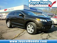 Recent Arrival! 2015 Acura RDX 27/19 Highway/City MPG**