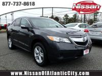 Come see this 2015 Acura RDX 4DR AWD. Its Automatic