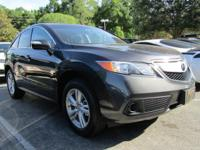 New Arrival! This 2015 Acura RDX AWD 4dr will sell fast