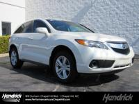 ONLY 29,793 Miles! Acura Certified, Clean, CARFAX