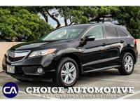 This 2015 Acura RDX 4dr FWD 4dr Tech Pkg features a