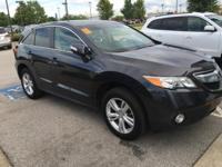 Looking for a clean, well-cared for 2015 Acura RDX?