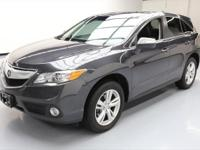 This awesome 2015 Acura RDX comes loaded with the