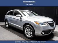 New Price!  Certified. CARFAX One-Owner.  2015 Acura