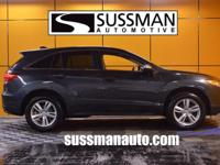Options:  2015 Acura Rdx Base W/Technology