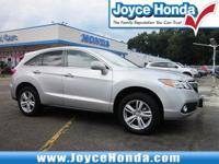 Recent Arrival! 2015 Acura RDX Technology