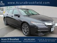 Acura Certified CARFAX 1-Owner Sunroof, Heated Driver
