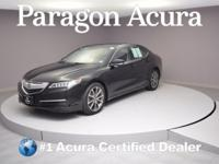 Scarsdale, NY Trade-In ! Certified. 2015 Acura TLX 3.5L