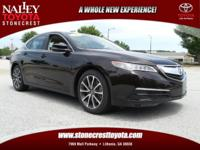 Recent Arrival! CARFAX One-Owner. Clean CARFAX. TLX