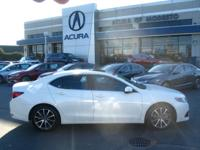 *SWEET 2015 3.5L V6 TLX WITH TECHNOLOGY PACKAGE. ONLT