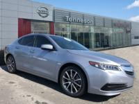 New Price! CARFAX One-Owner. Certified. 2015 Acura TLX