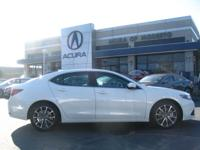 *VERY NICE 2015 TLX 3.5V6 W/ TECHNOLOGY PACKAGE.