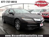 Look at this 2015 Acura TLX 4DR SDN FWD. Its Automatic