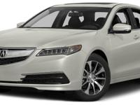 This 2015 Acura TLX 4dr 4dr Sedan FWD features a 2.4L 4