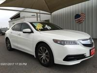 Discerning drivers will appreciate the 2015 Acura TLX!