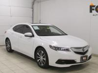 This outstanding example of a 2015 Acura TLX is offered