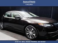 New Price! Certified. CARFAX One-Owner. 2015 Acura TLX