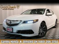 New Price! 2015 Acura TLX 2.4L CLEAN CARFAX ONE OWNER,