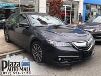 Recent Arrival! Certified. 2015 Acura TLX 3.5L V6