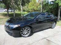 This 2015 Acura TLX 4dr 4dr Sedan SH-AWD V6 Tech