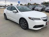 2015+Acura+TLX+White+3.5L+V6+SH-AWD+w%2FTechnology+Pack