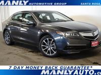 CARFAX One-Owner. SUNROOF/MOONROOF, BACKUP CAMERA,