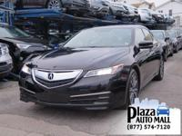 Just Reduced! Recent Arrival! 2015 Acura TLX 3.5L V6