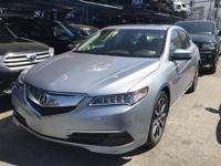 Certified. 2015 Acura TLX 3.5L V6 SH-AWD w/Technology