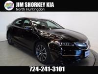 2015 Acura TLX 3.5L V6 CARFAX One-Owner. Clean CARFAX.