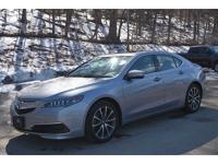 Price includes warranty! 2015 Acura TLX in a great