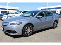 This Acura TLX has a strong Premium Unleaded I-4 2.4