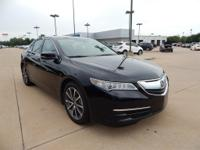 CARFAX One-Owner. Clean CARFAX. 2015 Acura TLX 3.5L V6