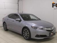 Looking for a clean, well-cared for 2015 Acura TLX?
