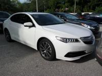 No accidents Clean Carfax. TLX 3.5L V6, 3.5L V6 SOHC