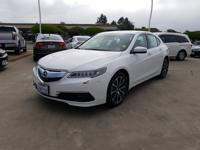 Options:  2015 Acura Tlx V6 Tech|White|What You Can