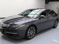 2015 Acura TLX with Technology Package,3.5L V6