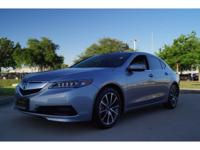 We are excited to offer this 2015 Acura TLX. Drive home
