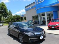 Clean One Owner 2015 TLX V6 290 HP with Technology