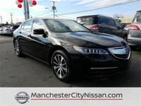 ONE OWNER, TLX 2.4L w/Technology Package, 4D Sedan,
