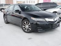New Price! Recent Arrival! Certified. 2015 Acura TLX